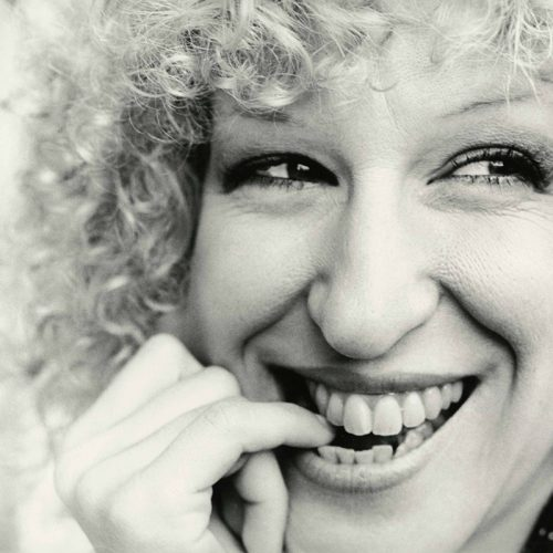 Bette Midler, New York 1979