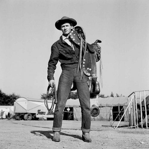 Cowboy, Berlin ca. 1955