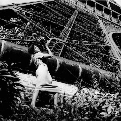 Inge Feltrinelli, Paris 1956