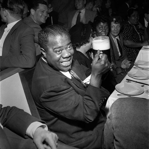 Louis Armstrong, Berlin 1965