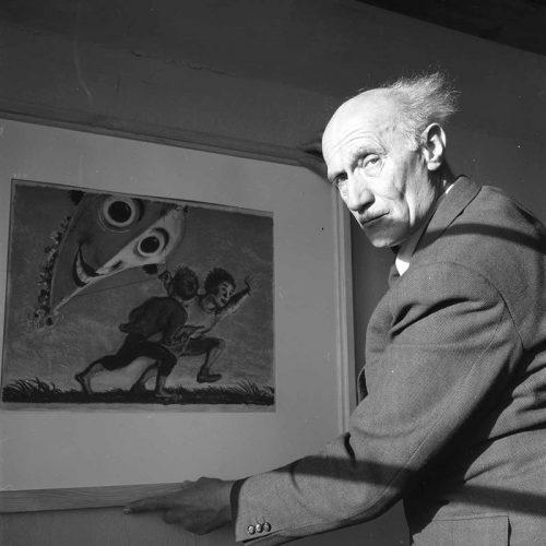 Paul A. Weber, Großschretstaken 1951